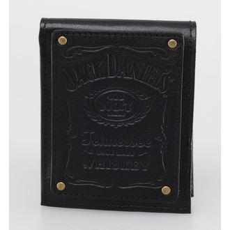 portofel Jack Daniels - bifold - Bioworld, JACK DANIELS