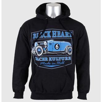 hanorac cu glugă bărbați - Roadster, BLACK HEART