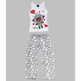 pajama (rezervor top + pantaloni) Cosmic - robo Îmbrățișări