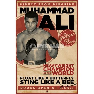 poster Mohamed Ali - Epocă - Corbis - PYRAMID POSTERS, PYRAMID POSTERS