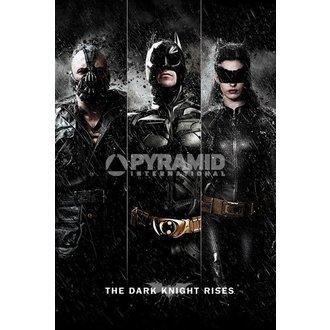 poster Batman - The Întuneric Cavaler se ridică - Trei - PYRAMID POSTERS, PYRAMID POSTERS