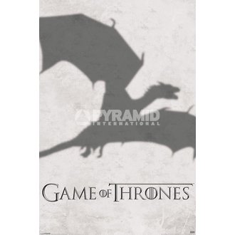 poster Joc o tronurilor - Umbră - PYRAMID POSTERS, PYRAMID POSTERS