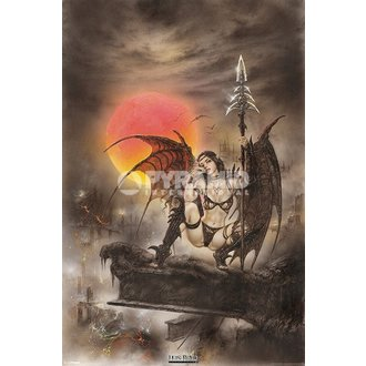 poster Luis Royo - Negru tinkerbell - PYRAMID POSTERS - PP33089
