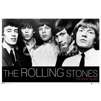 poster Rulare pietre - afară De Al nostru Capete - PYRAMID POSTERS, PYRAMID POSTERS, Rolling Stones
