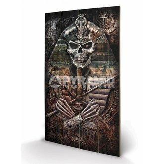 de lemn imagine Alchimie - Thoth codex - PYRAMID POSTERS, ALCHEMY GOTHIC