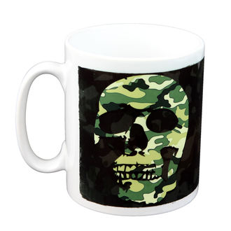 ceașcă Craniu - camo - PYRAMID POSTERS, PYRAMID POSTERS
