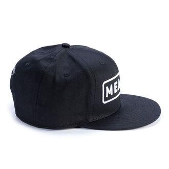Șapcă MEATFLY - SPON SNAPBACK B - BLACK, MEATFLY