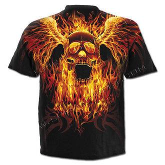 tricou bărbați - Burn In Hell - SPIRAL - W018M105