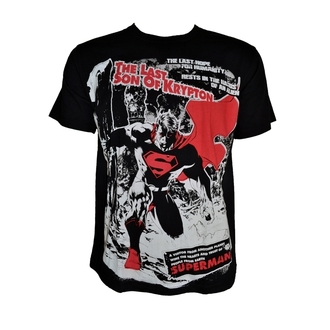 tricou bărbați Superman - Krypton - POIZEN INDUSTRIES