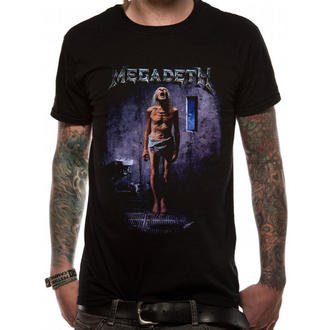 tricou stil metal bărbați Megadeth - COUNTDOWN TO EXTINCTION - PLASTIC HEAD, PLASTIC HEAD, Megadeth