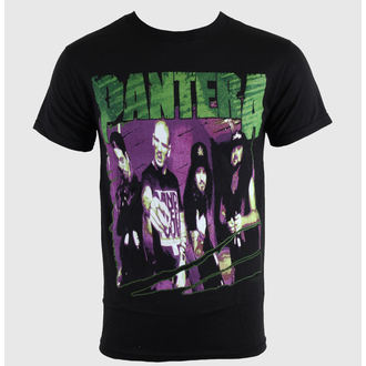 tricou stil metal bărbați Pantera - Group Sketch - BRAVADO, BRAVADO, Pantera