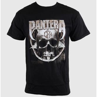 tricou stil metal bărbați Pantera - Metal Skull - BRAVADO, BRAVADO, Pantera