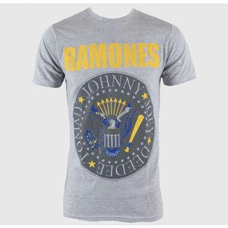 tricou stil metal bărbați Ramones - Y&B Seal - BRAVADO, BRAVADO, Ramones