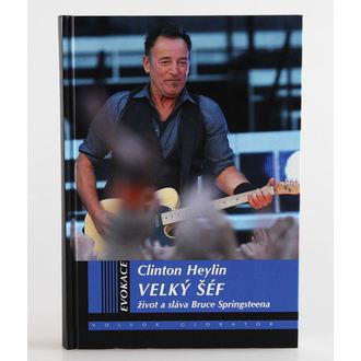 carte Mare şef - viaţă a glorie Bruce Springsteen