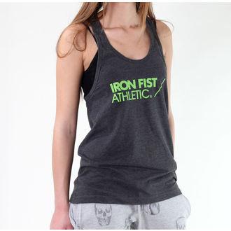 top femei IRON FIST - Craniu Reactiv, IRON FIST