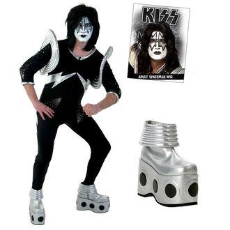 sacou primăvară/ toamnă femei Kiss - Authentic Spaceman Rock The Nation Costume, Kiss
