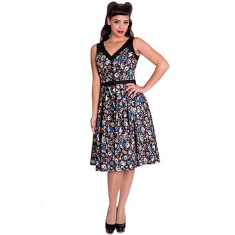 rochie femei IAD BUNNY - stâncă Pe 50´s, HELL BUNNY