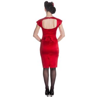 rochie femei IAD BUNNY - Angie - roșu, HELL BUNNY