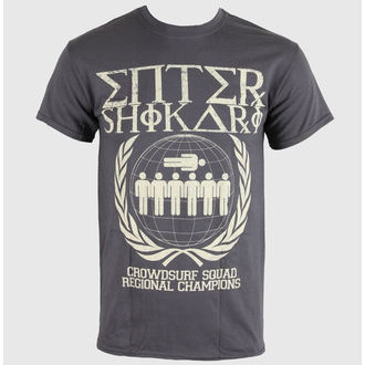 tricou stil metal bărbați Enter Shikari - Crowd Surfing - LIVE NATION, LIVE NATION, Enter Shikari