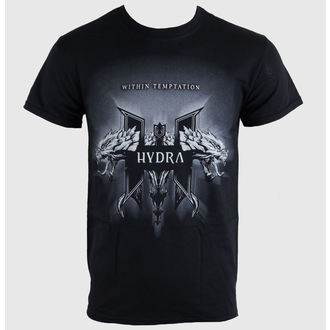 tricou stil metal bărbați Within Temptation - Hydra Grey - LIVE NATION, LIVE NATION, Within Temptation