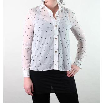 cămaşă femei VANS - EFFIE - alb, VANS