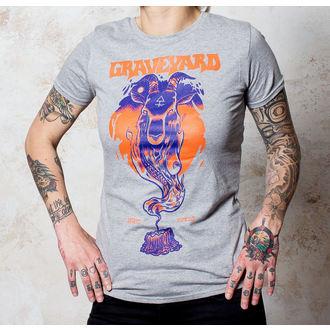 tricou stil metal femei Graveyard - Satan - Buckaneer, Buckaneer, Graveyard