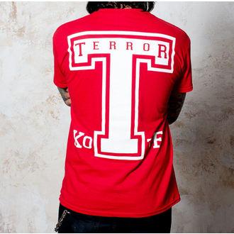 tricou stil metal bărbați Terror - BigT - Buckaneer, Buckaneer, Terror