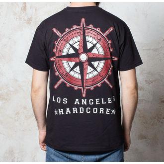 tricou stil metal bărbați Terror - Compass - Buckaneer, Buckaneer, Terror