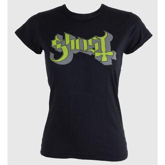 tricou stil metal femei Ghost - Keyline Logo - ROCK OFF, ROCK OFF, Ghost