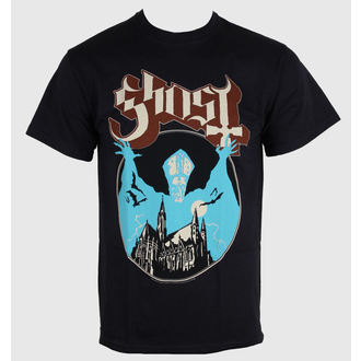 tricou stil metal bărbați Ghost - - ROCK OFF, ROCK OFF, Ghost
