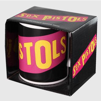 ceașcă Sex pistoale - Clasic Logo - ROCK OFF, ROCK OFF, Sex Pistols
