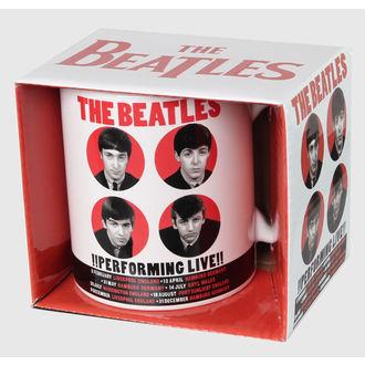 ceașcă The Beatles - efectuarea de Trăi - ROCK OFF, ROCK OFF, Beatles