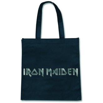 Poșetă (geantă de mână) Iron Maiden - Logo - ROCK OFF - IMECOBAG01T