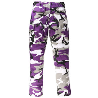 Pantaloni bărbătești US BDU - ARMY - LILA CAMO, MMB