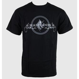 tricou stil metal bărbați Mastodon - Logo Remission - RELAPSE, RELAPSE, Mastodon