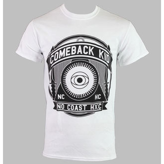 tricou stil metal bărbați Comeback Kid - NCHC - KINGS ROAD, KINGS ROAD, Comeback Kid