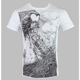 tricou stil metal bărbați Converge - Horkey Owl - KINGS ROAD, KINGS ROAD, Converge