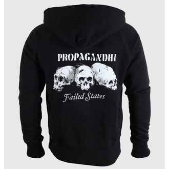 hanorac cu glugă bărbați Propagandhi - Failed States Crest - KINGS ROAD, KINGS ROAD, Propagandhi