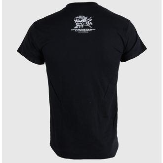 tricou stil metal bărbați unisex Rise Against - Flag - KINGS ROAD, KINGS ROAD, Rise Against