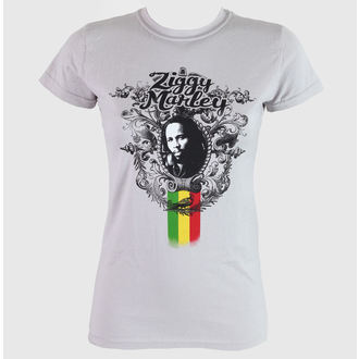 tricou stil metal femei unisex Ziggy Marley - Peaceful - KINGS ROAD, KINGS ROAD, Ziggy Marley