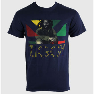 tricou stil metal bărbați unisex Ziggy Marley - Blue Navy - KINGS ROAD, KINGS ROAD, Ziggy Marley