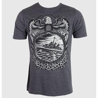 tricou hardcore bărbați unisex - Britton McFetridge - BLACK MARKET, BLACK MARKET