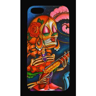 acoperi la celulă telefon NEGRU PIAŢĂ - iPhone 5 - Dave Sanchez-Bonita