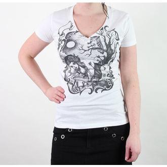 tricou hardcore femei unisex - Whitney Lenox - BLACK MARKET, BLACK MARKET