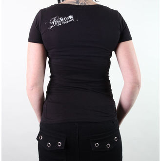 tricou hardcore femei unisex - Whitney Lenos - BLACK MARKET, BLACK MARKET