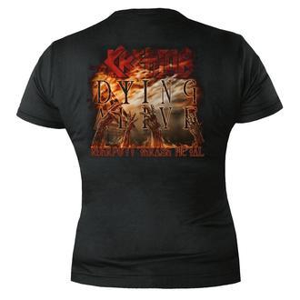 tricou stil metal femei unisex Kreator - Dying Alive - NUCLEAR BLAST, NUCLEAR BLAST, Kreator