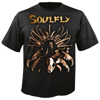 tricou stil metal bărbați unisex Soulfly - Bones - NUCLEAR BLAST, NUCLEAR BLAST, Soulfly
