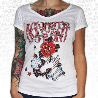 tricou stil metal femei unisex Agnostic Front - Memory - RAGEWEAR, RAGEWEAR, Agnostic Front