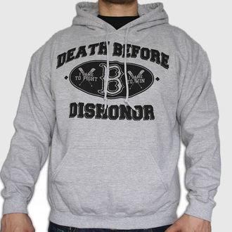 hanorac cu glugă bărbați Death Before Dishonor - College - RAGEWEAR, RAGEWEAR, Death Before Dishonor