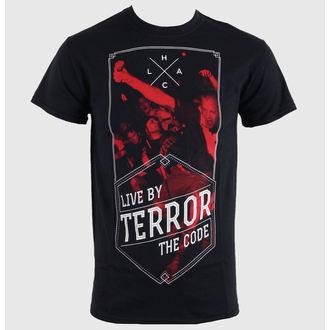 tricou stil metal bărbați unisex Terror - Hexagon - RAGEWEAR, RAGEWEAR, Terror